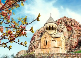 Circuito guiado por Armenia 2021 - Tierra Sinaí