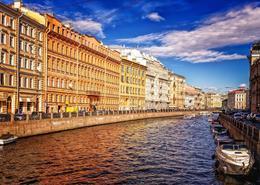Tour europeo con Rusia