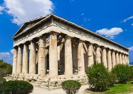Viaje de Atenas a Paris 14 dias