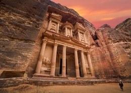 Petra y Ammán