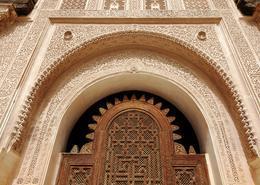 Tienda típica Marruecos