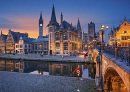 Viaje romántico por toda Europa