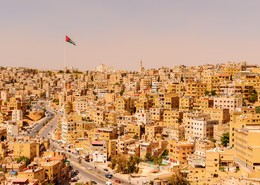 Circuito por Jordania