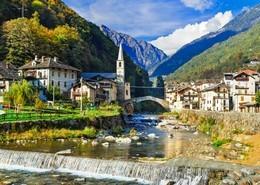 Tour organizado por Francia e Italia