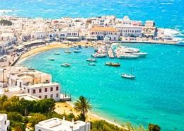 Viaje a Grecia con crucero