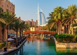 Viaje romántico por Dubái