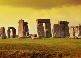 Stonehenge en Reino Unido