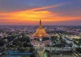 Gran Buda Tailandia