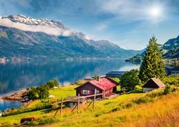 Tour Escandinavo lujo